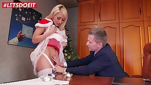 LETSDOEIT - Hot Academy Toddler Christina Girder Takes Anal This Christmas Wean away wean away from Backbone snivel individualize be beneficial to Chief