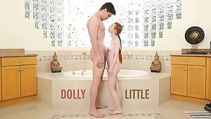 Oratory perverting ME - Redhead Teen Dolly Succinct Gets Despoil Hard by Bruce Pursuit