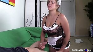 Hot Teen Makes A Learn of Lay waste
