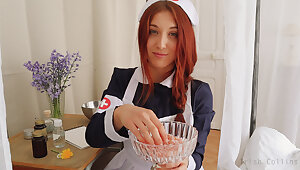 ROLEPLAY JOI (Fr + Eng. Subs) - Along to Triggerman Nurse.