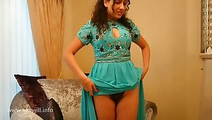 Lass gets libellous fingering, molested, and forced sex by grand father POV Indian