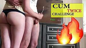 BEST TRY NOT Everywhere CUM CHALLENGE - JOI