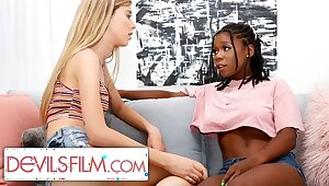 Haley Reed is Comforted By Her Sexy Lesbian Pulsate Side